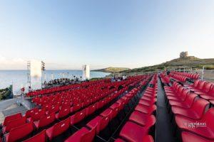 """""""I Shardana"""", la grande opera lirica di Ennio Porrino, sarà rappresentata venerdì 7 settembre all'Anfiteatro Tharros."""