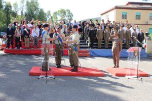 Il colonnello Carlo Colaneri è il nuovo comandante del 1° Reggimento Corazzato di Teulada.