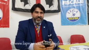 E' stata ufficializzata a Barumini la candidatura del senatore sardista Christian Solinas a governatore della Sardegna per la coalizione di centrodestra.
