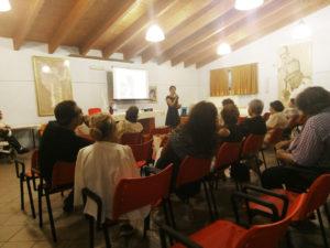 Il salone Giovanni Paolo II della parrocchia Beata Vergine Addolorata di Carbonia ha ospitato un convegno sul tema della maternità.