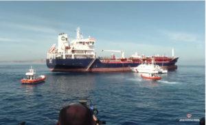 L'assessore regionale dell'Ambiente ha partecipato all'esercitazione internazionale contro l'inquinamento marino e costiero iniziata questa mattina a La Maddalena.