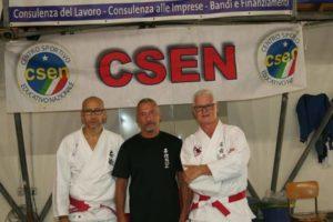 Sono stati due bellissimi giorni all'insegna del Ju Jitsu Tradizionale e Moderno quelli vissuti a Carbonia il 15 e 16 settembre 2018.