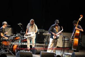 """La XXXIII edizione del Festival internazionale """"Ai Confini tra Sardegna e Jazz"""" si avvicina al giro di boa."""