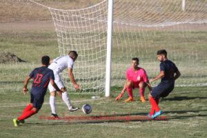 Il girone A del campionato di Promozione regionale è iniziato nel segno di Christian Cacciuto.