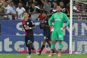 Il Cagliari continua a crescere, contro il Milan un grande avvio di gara, poi le prodezze di Alessio Cragno ed un giusto pareggio.