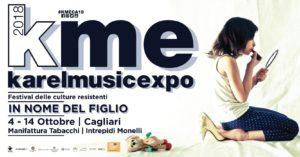 """Martedì 18 settembre, a Cagliari, verrà presentato il dodicesimo festival """"Karel Music Expo""""."""