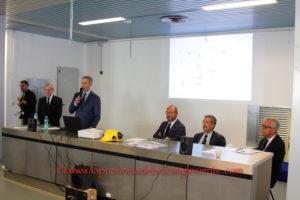 E' stato inaugurato questa mattina, a Nuraxi Figus e Seruci, il progetto ARIA.