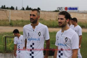Carbonia e Monteponi hanno bissato il successo di 7 giorni fa ed hanno eliminato Villamassargia e Carloforte nel primo turno della Coppa Italia.