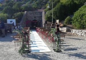 Porto Flavia segna il record di visitatori (8.968 nel solo mese di agosto) ed oggi ha ospitato il…primo matrimonio!