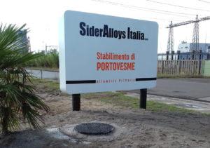 Nuovo incontro tra l'Azienda Sideralloys e le organizzazioni sindacali, ieri nello stabilimento di Portovesme.