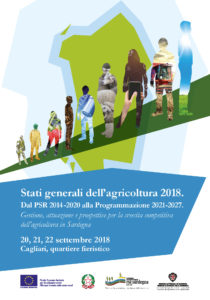 Dal 20 al 22 settembre si terranno a Cagliari gli Stati Generali dell'Agricoltura.