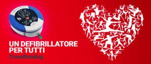 """Emd112 e SportSupporter lanciano l'iniziativa """"Un defibrillatore per tutti""""."""