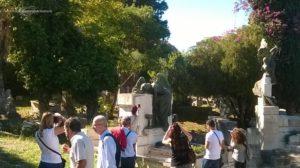 Domani, a Cagliari, doppio appuntamento al Cimitero Monumentale di Bonaria, con Contrappunti Angelici, evento culturale di Cagliari Paesaggio.