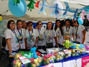 Sabato 29 settembre i volontari ABIO porteranno in 150 piazze in tutta Italia il sorriso che ogni giorno – da quarant'anni – regalano ai bambini e agli adolescenti in ospedale.