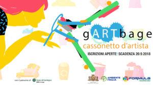 Al via, a Sassari, la terza edizione del concorso itinerante di rete urbana gARTbage.