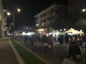 """L'Amministrazione comunale di Carbonia esprime soddisfazione per la buona riuscita dell'edizione 2018 di """"Nottinsieme""""."""