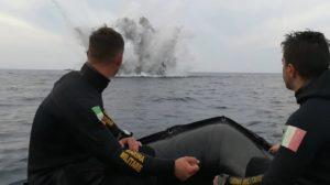 Si sono concluse ieri tre operazioni subacquee condotte dai palombari del Gruppo Operativo Subacquei (GOS) del Comando Subacquei ed Incursori della Marina Militare.