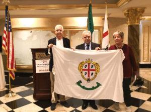 Il vicepresidente della Regione e l'assessore del Lavoro hanno incontrato il Circolo Shardana degli emigrati sardi di New York a Lodi, nello Stato del New Jersey.