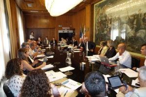 Si è riunito oggi, nella sala Lussu di Villa Devoto, l'Osservatorio LavoRas, il piano per l'occupazione della Regione da 128 milioni di euro.
