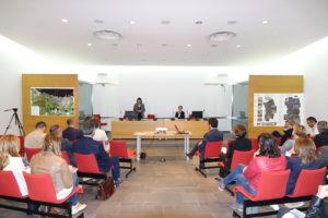 Donatella Spano a Sassari: «Le bonifiche sono sempre state una priorità per la Giunta Pigliaru».