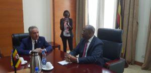 L'assessore regionale degli Affari generali Filippo Spanu ha iniziato oggia Kampala la missione istituzionale in Uganda.