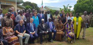 Accordo tra la Regione Sardegna e la Sub Regione del Madi-West Nile (Uganda) su approvvigionamento idrico, gestione delle risorse ambientali e rimboschimento.