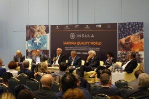 """Il Conferenze center di Porto Cervo ha ospitato un incontro organizzato nell'ambito del programma """"Sardinia Quality World"""" e della piattaforma di marketing territoriale """"Insula""""."""
