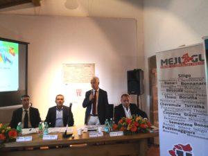 L'assessore della Programmazione, Raffaele Paci, ha firmato ieri, a Bonorva,il decimo progetto di sviluppo all'interno della programmazione territoriale della Regione.