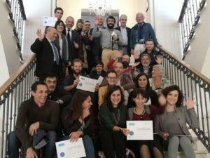 Si è concluso, a Cagliari e a Sassari, l'evento Climathon, due giornate dedicate all'approfondimento del tema del cambiamento climatico.