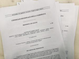 E' stata presentata oggi, in Consiglio regionale, una proposta di legge, primo firmatario Luca Pizzuto, per il ritorno alle province democraticamente elette.