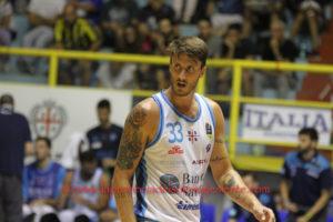 La Vanoli Cremona di Meo Sacchetti ha interrotto la serie positiva della Dinamo Banco di Sardegna: 80 a 73 (p.t. 42 a 40).