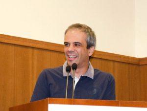 Andrea Murgia, 46 anni, funzionario della Commissione Europea, sarà il candidato di Autodeterminatzione alla presidenza della Regione.
