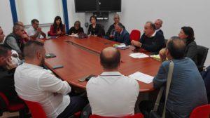 La direzione generale dell'Aou di Sassari ha incontrato i rappresentanti delle associazioni di volontariato che svolgono il servizio nel presidio ospedaliero.
