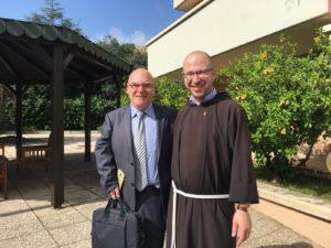 Dal 9 al 13 ottobre si è svolta la visita all'Arcidiocesi di Cagliari della delegazione della Caritas di Minsk, capitale della Repubblica di Belarus.