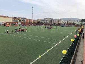 Il comune di Sant'Antioco investirà 320mila euro per la manutenzione e la messa a norma dello stadio comunale di via Amerigo Vespucci.
