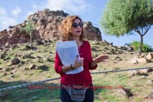 """Venerdì 24 maggio, presso la Grande Miniera di Serbariu, verrà presentato il libro di Carla Perra """"La fortezza sardo-fenicia del Nuraghe Sirai. Il Ferro II di Sardegna""""."""