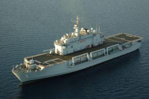 Da sabato 13 a martedì 16 ottobre 2018, la nave anfibia San Giusto della Marina Militare, sarà ormeggiata al molo Ichnusa nel porto di Cagliari.