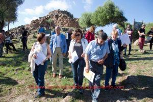 """Sono iniziate oggi le """"Domeniche al Nuraghe Sirai"""", una straordinaria apertura al pubblico per ammirare l'antica fortezza sardo-fenicia."""