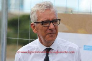 La commissione speciale per il riconoscimento dell'insularità, ha sentito in audizione l'ex presidente della Regione, Francesco Pigliaru.