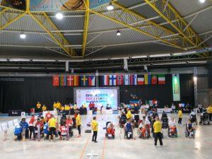 Si è concluso con un bilancio ampiamente positivo, superiore alle attese, per i colori italiani, a Olbia, il Regional Open di boccia paralimpica.