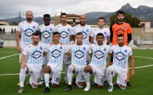 Il Serramanna espugna il campo l'Atletico Lotzorai ed i biancazzurri volano in classifica a 7 punti.
