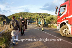Un impresario edile di Narcao, Vincenzo Pilloni, 57 anni, ha perso la vita questo pomeriggio in un incidente verificatosi sulla strada comunale che collega Narcao alla frazione di Terraseo.