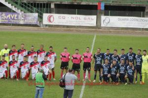 """Il Carbonia """"sbanca"""" il Monteponi, 4 a 2, ed ipoteca il passaggio ai quarti di finale della Coppa Italia di Promozione."""