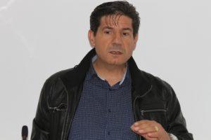 """Massimiliano Ventura (sindaco di Domusnovas): «Il percorso tracciato per il riconoscimento della """"Zona franca al consumo nel comune di Domusnovas"""" va avanti»."""