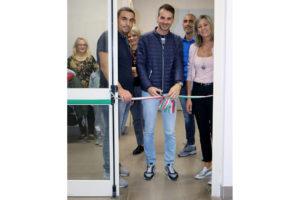 Sono state inaugurate oggi le nuove aule della Scuola di musica del comune di Sennori.