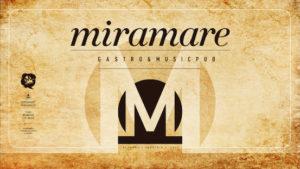 E' tutto pronto, al Miramare GastroMusic Pub & Pizzeria d'Autore di Alghero, per l'inaugurazione della stagione musicale invernale.