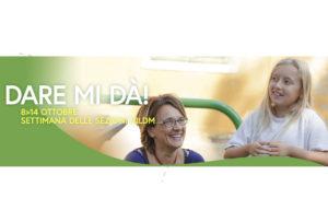 Dall'8 al 14 ottobre, a Sassari, torna la settimana delle Sezioni della UILDM, Unione Italiana Lotta alla Distrofia Muscolare.