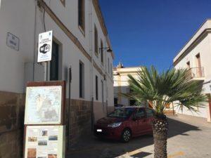 Da lunedì 29 ottobre, stop al traffico nel centro di Calasetta, per consentire la realizzazione dei lavori della Rete commerciale.