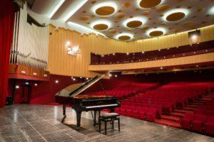 Nuovo appuntamento, mercoledì 10 ottobre nel Conservatorio di Cagliari, con l'VIII Festival pianistico.
