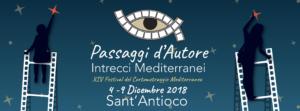 """Sono aperte le iscrizioni per i due workshop gratuiti del festival """"Passaggi d'Autore – Intrecci mediterranei"""" che si terrà a Sant'Antioco,dal 4 al 9 dicembre."""